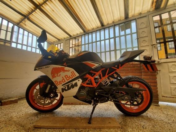 Motocicleta Ktm Rc 200 Rc200