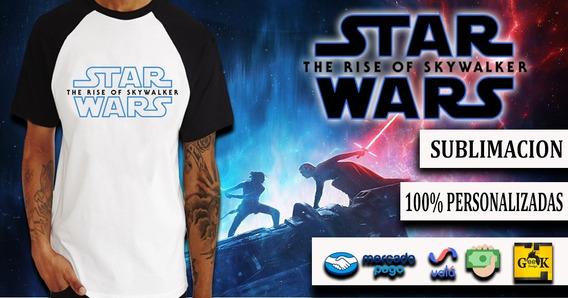 Remeras Geek Star Wars