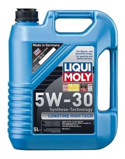 Lubricante Liqui Moly Longtime High Tech 5w30 4 Litros