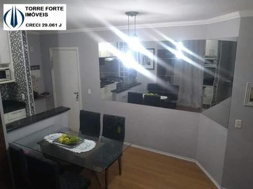 Imagem 1 de 15 de Apartamento Com 2 Dormitórios, 1 Vaga Na Penha - 2222
