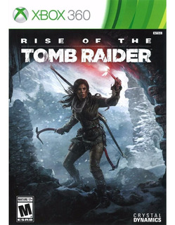 Juego Rise Of The Tomb Raider Para Xbox 360
