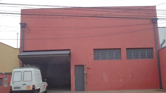 Barracão Comercial Para Locação, Jardim Do Trevo, Campinas. - Ba0011