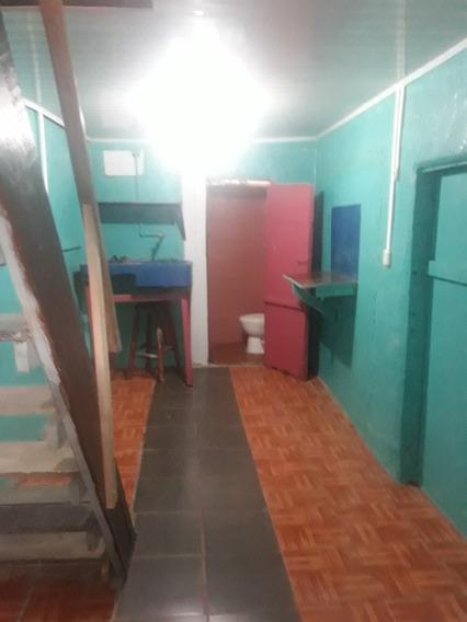 Casa 1 Cuarto Baño Servicio Independiente 2 Pisos En Rio Azu