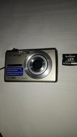 Camera Digital Olympus X785