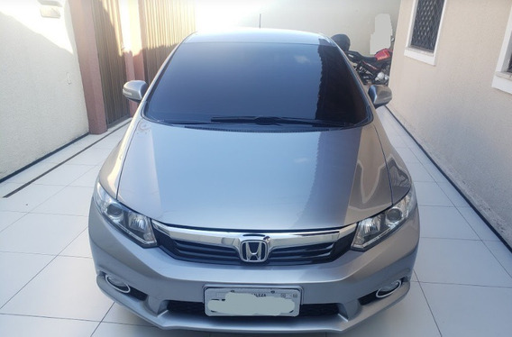 Honda Civic Lxr 2014/2014 - Extra!