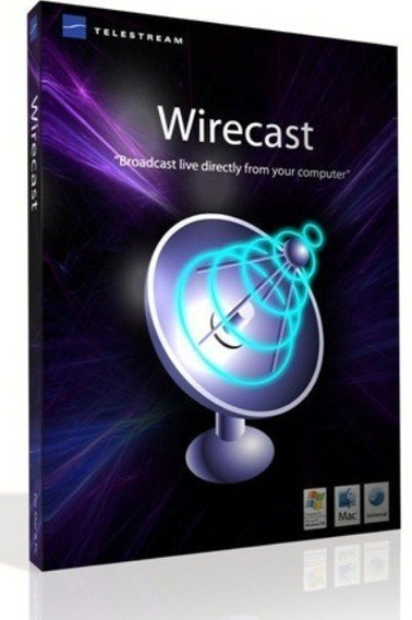 Telestream Wirecast Pro 12.0.1 Crack Windows 64