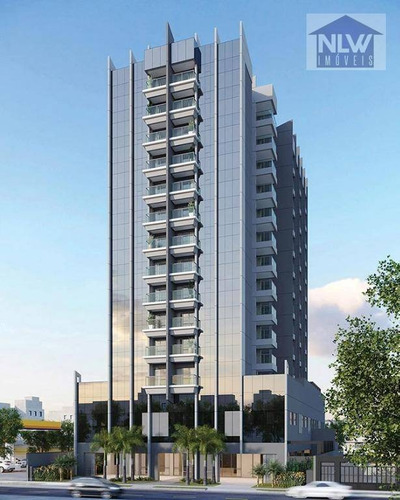 Apartamento Com 1 Dormitório À Venda, 51 M² Por R$ 985.960,00 - Moema - São Paulo/sp - Ap1710