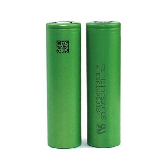 10x Bateria Sony 18650 Vtc5 2600mah 30a High Drain Original