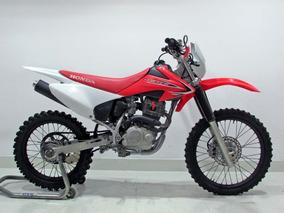 Honda - Crf 230f - 2014 Vermelha