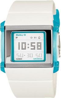 Reloj Casio Baby-g. Bg-2001-7adr- Cronometro-sumergible