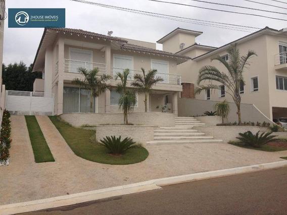Casa Com 3 Dormitórios À Venda, 340 M² Por R$ 1.700.000,00 - Caxambu - Jundiaí/sp - Ca2259