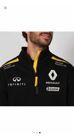 Chamarra F1 Renault ( Zegna, Lacoste, Hugo Boss)