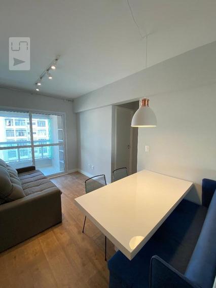 Apartamento Para Aluguel - Santa Cecília, 1 Quarto, 40 - 893055513
