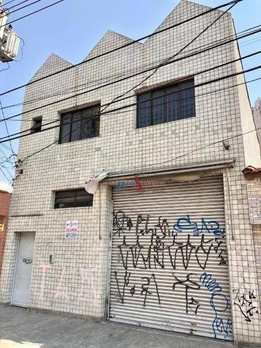 Imagem 1 de 26 de Galpão Para Alugar, 350 M² Por R$ 6.000,00/mês - Vila Formosa - São Paulo/sp - Ga0002