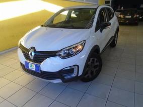 Renault Captur Zen Mt 1.6 2018 - Santa Paula Veículos