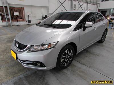 Honda Civic Lx Alw At