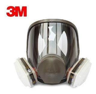 Mascara 3m 6800 P/cabina De Pintura Con 3m 6001 + 501 + 5n11
