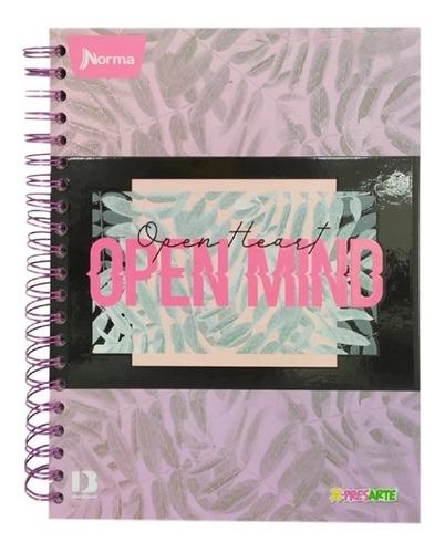 Cuaderno Argollado Cuadros Xpresarte 175 Hojas 7 Materias