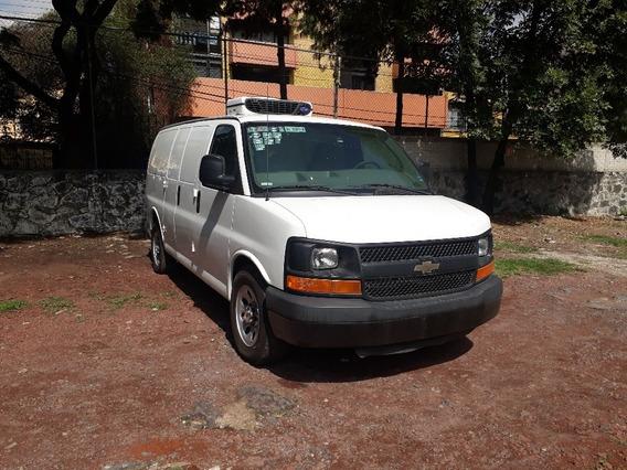 Chevrolet Express Cargo Van, Thermoking Y Caja Refrigerada
