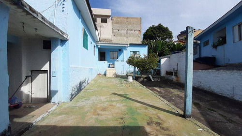 Imagem 1 de 21 de Terreno À Venda, 100 M² Por R$ 580.000,00 - Jardim Santo Alberto - Santo André/sp - Te1134