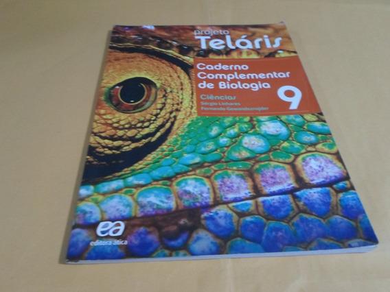 Teláris - Caderno Complementar De Biologia 9° Ano