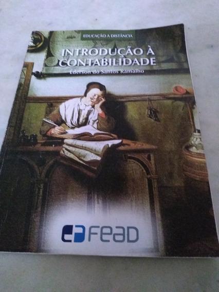 Introdução À Contabilidade Éderson Fos Santos Ramalho - Fead
