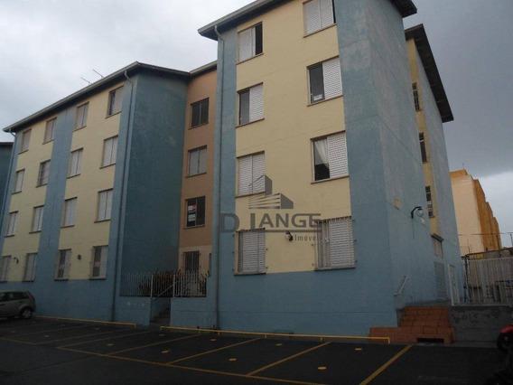 Apartamento Com 2 Dormitórios À Venda, 55 M² - Jardim Pauliceia - Campinas/sp - Ap16652