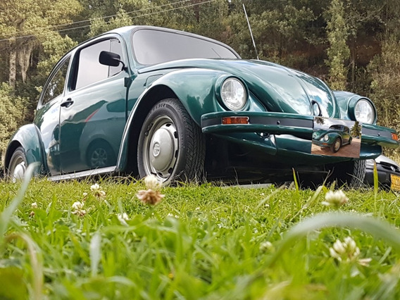 Volkswagen Escarabajo En Buenas Condiciones 1997