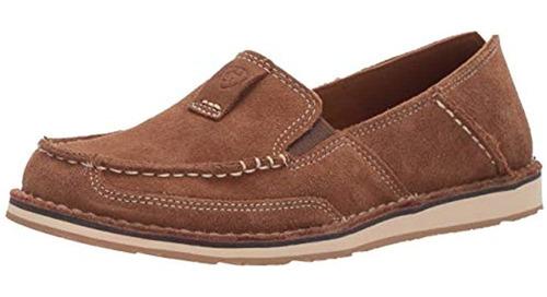 Zapatos Sin Cordones Ariat Cruiser De Gamuza De Inspiracion