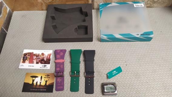 Relógio Mormaii Aquarela Troca-pulseira *leia*