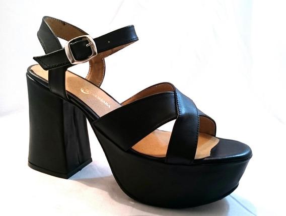 Sam123 Stilettos Talles Grandes Oferta Cuero Carol