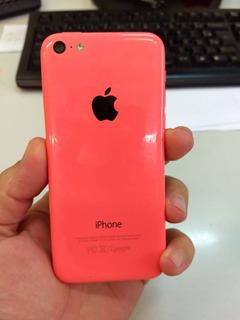 iPhone 5c 8gb - Vermelho