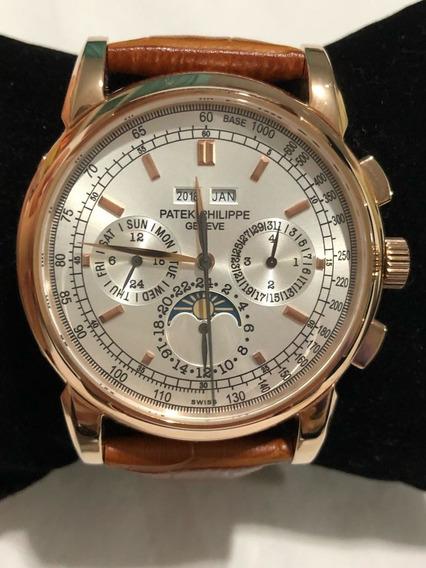 Relógio Patek Philippe Fases Da Lua (raríssimo)