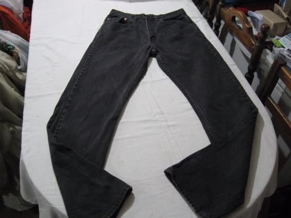Pantalon Jeans Levi Strauss Talla W31 L34 Modelo 505 Impecab