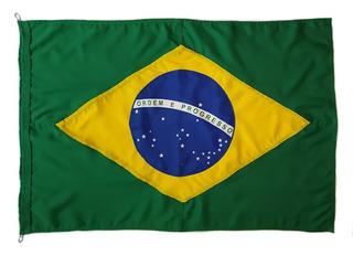Bandeiras Brasil, Rio De Janeiro E Três Rios Tam 90x129cm