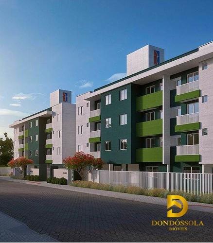 Apartamento À Venda No Bairro Ana Maria - Criciúma/sc - 138