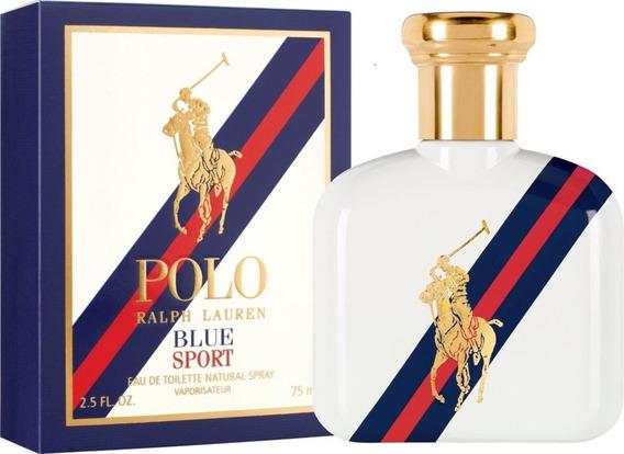 Decant Amostra Do Perfume Ralph Lauren Polo Blue Sport 10ml