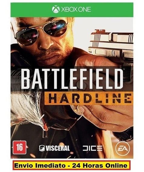 Battlefield Hardline Jogo + Todas Dlc