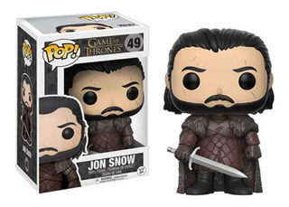 Funko Pop Jon Snow Game Of Thrones Original