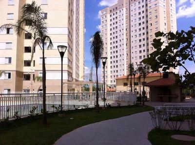 Apartamento Com 3 Dormitórios À Venda, 54 M² Por R$ 245.000 - Ponte Grande - Guarulhos/sp - Ap0777