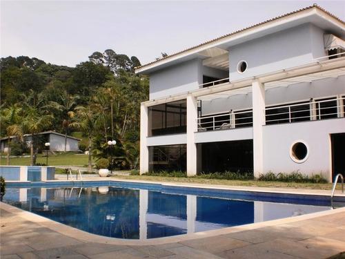 Casa Com 4 Dormitórios À Venda, 750 M² Por R$ 3.600.000,00 - Chácara Santo Antonio - Carapicuíba/sp - Ca6647