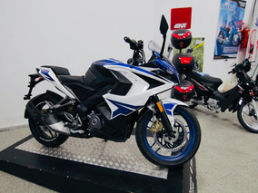 Bajaj Rouser 200 Rs 0km 2018 Pune Motos Exclusivo