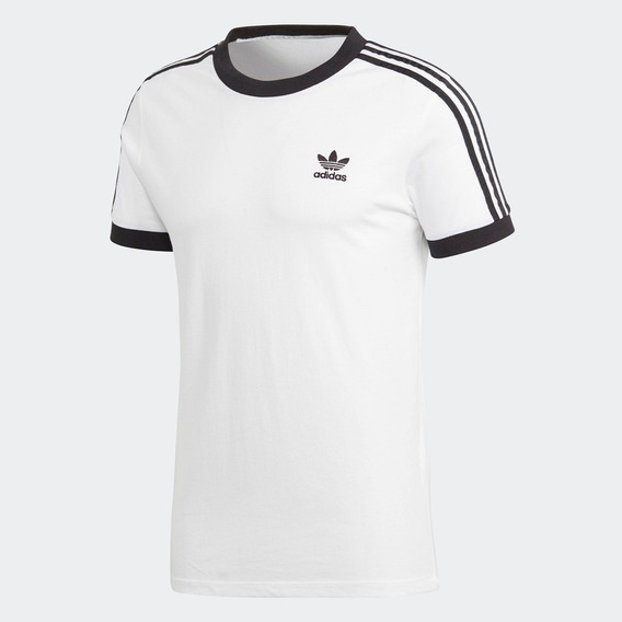 Remera adidas Originals 3 Stripes Tee Dh3188 Mujer Dh3188-dh