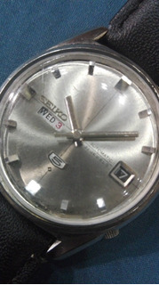 Reloj Seiko 5 Automático Impecable!