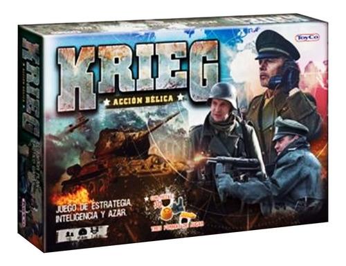 Juego Guerra Krieg Acción Bélica Estrategia Pieza 3d