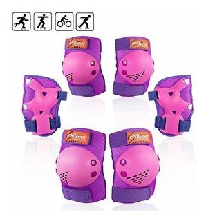 Knee Pads For Kidsyouth Rollerblade Roller Skates Cycling E
