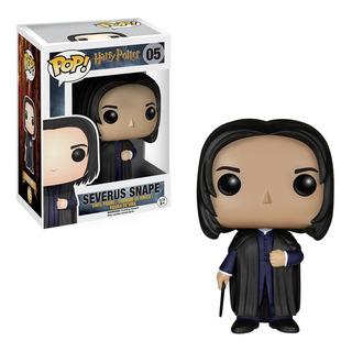 Muñeco Funko Pop Severus 05 Harry Potter Original