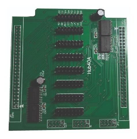 Hub 40a P/ Receiver Card - Semi Nova