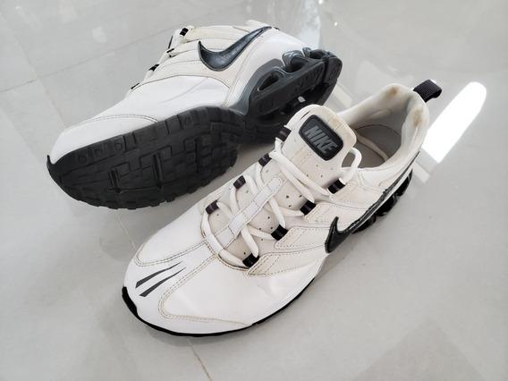 Tênis Nike Impax Branco 41 Br 9.5 Us