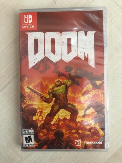 Jogo Doom Switch